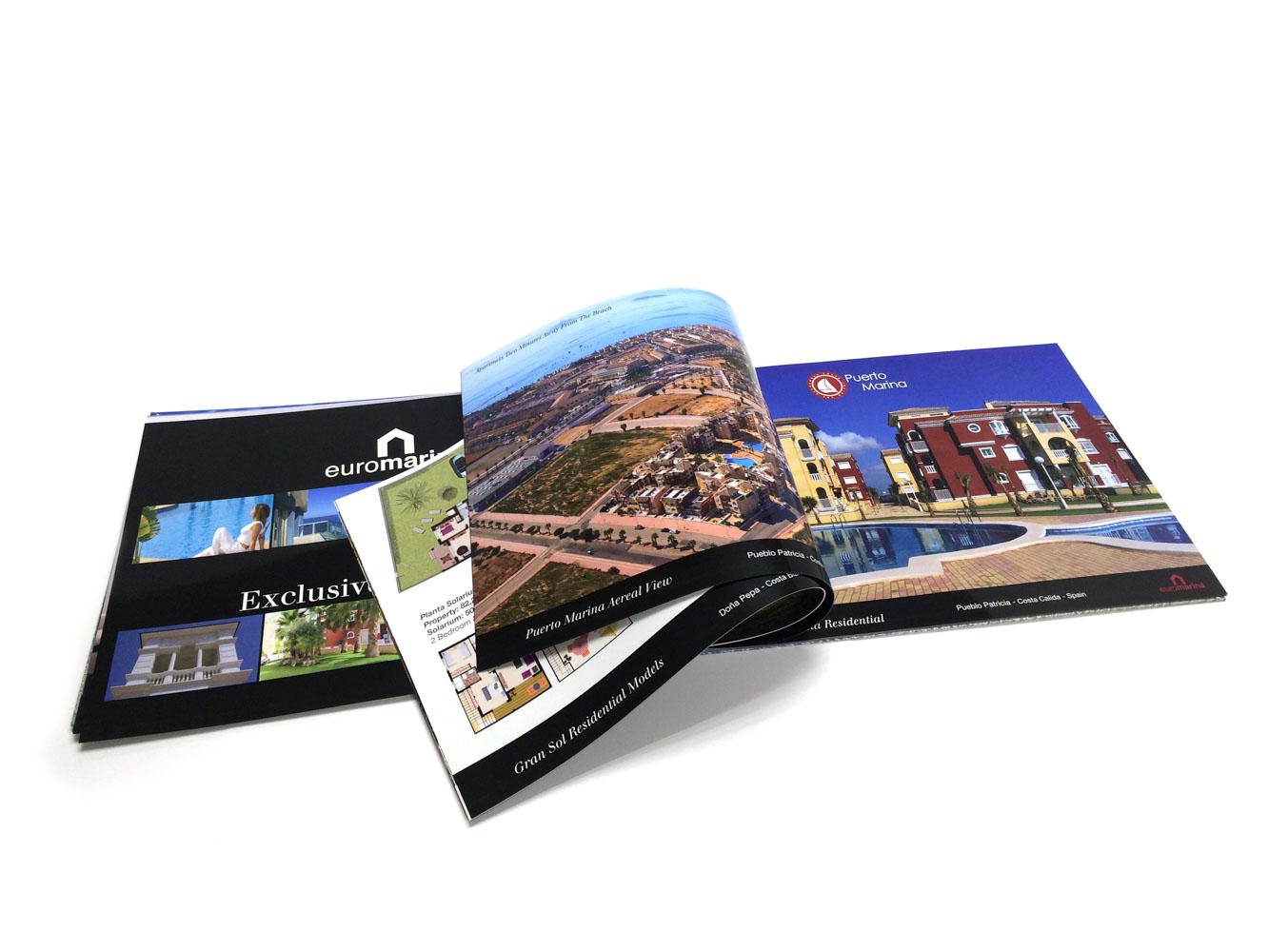 Revistas, ABECE, artes gráficas